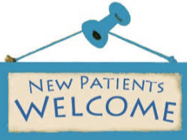 New Patients & Transfers Welcome