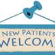 New Patient Welcome